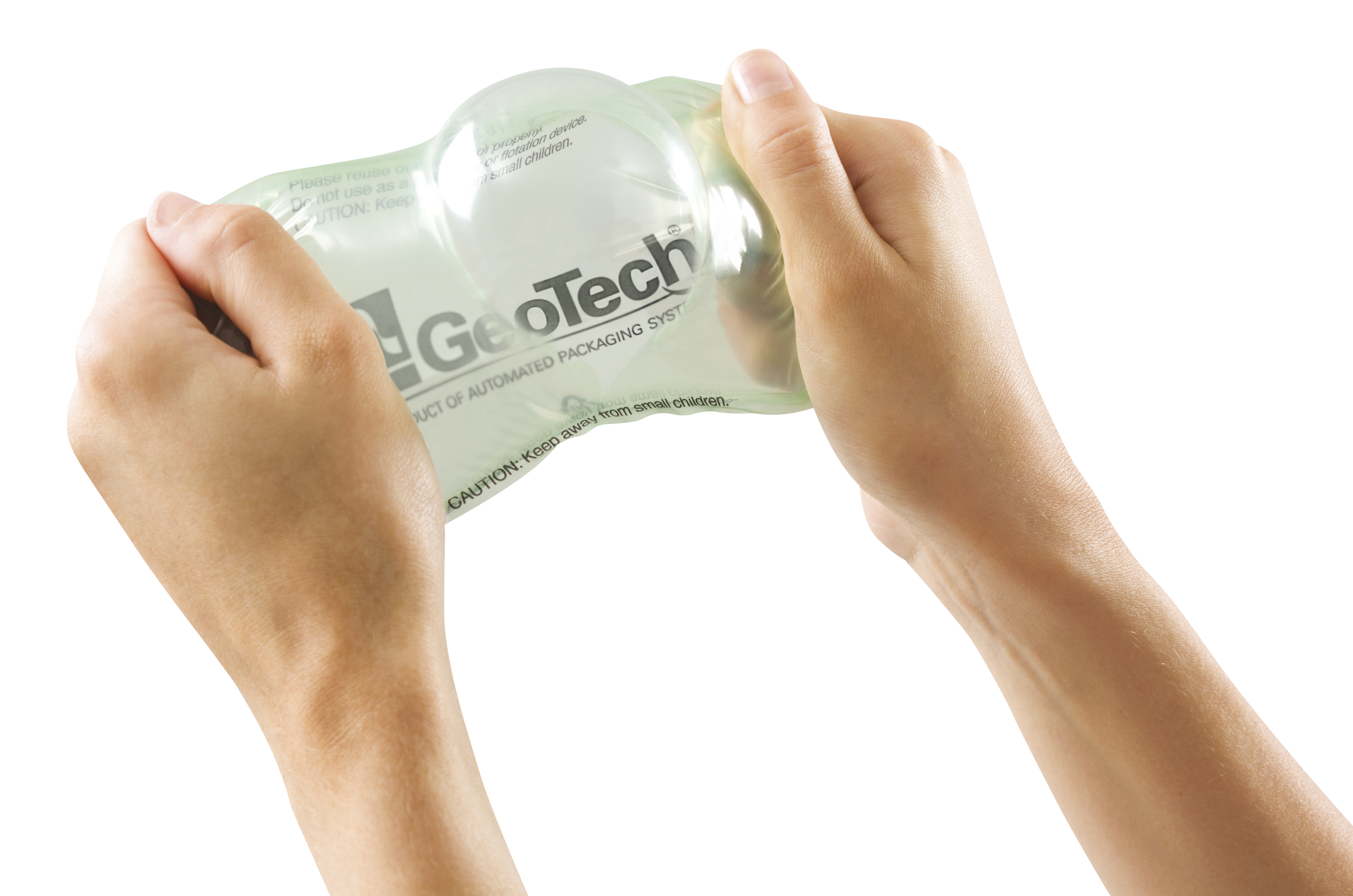 GeoTech Bio Air Pillow Hand Strength Test