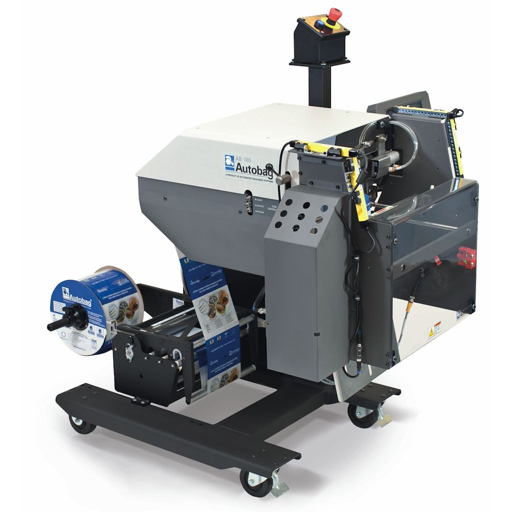 High speed automated bagging machine from automated for Ab salon equipment reviews