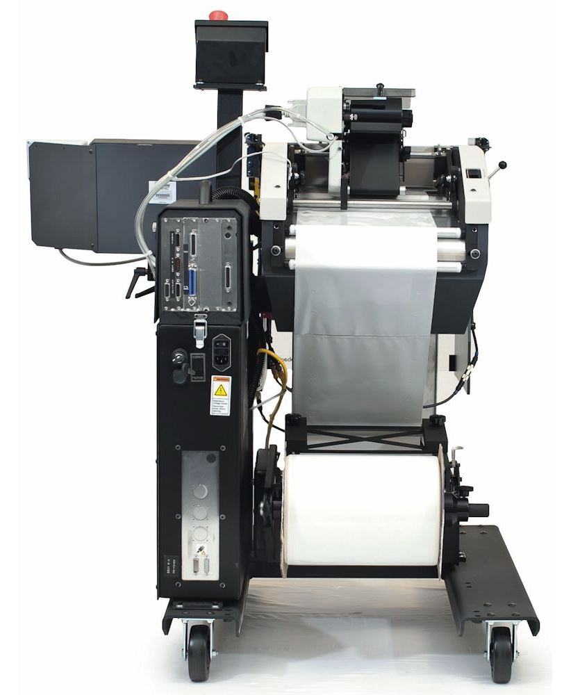 Autobag AB 180 OneStep Packaging Machine Back