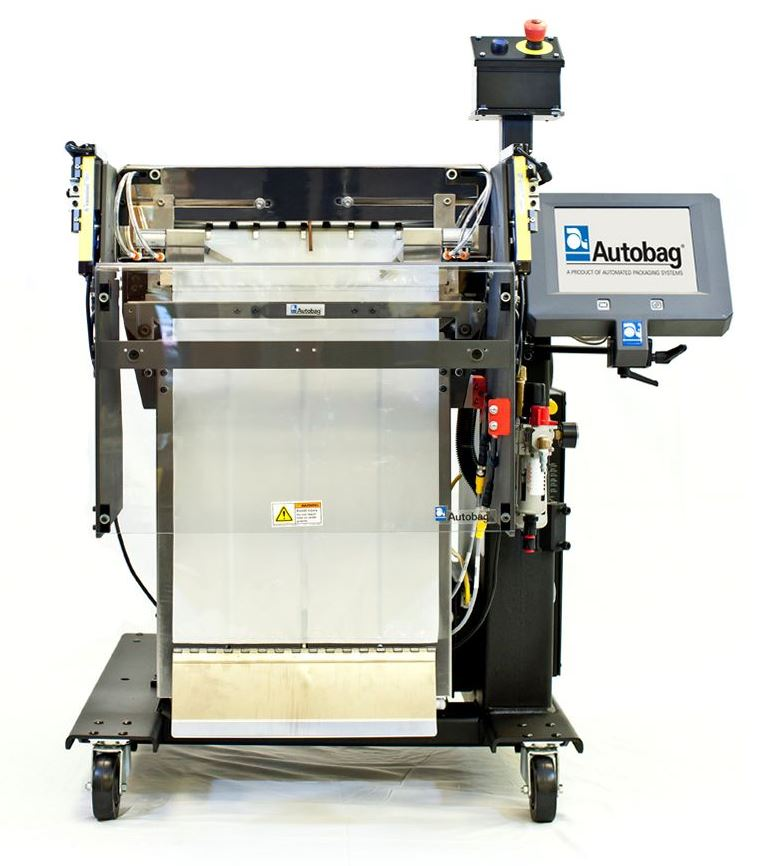 Autobag AB 255 Wide Packaging Machine Front