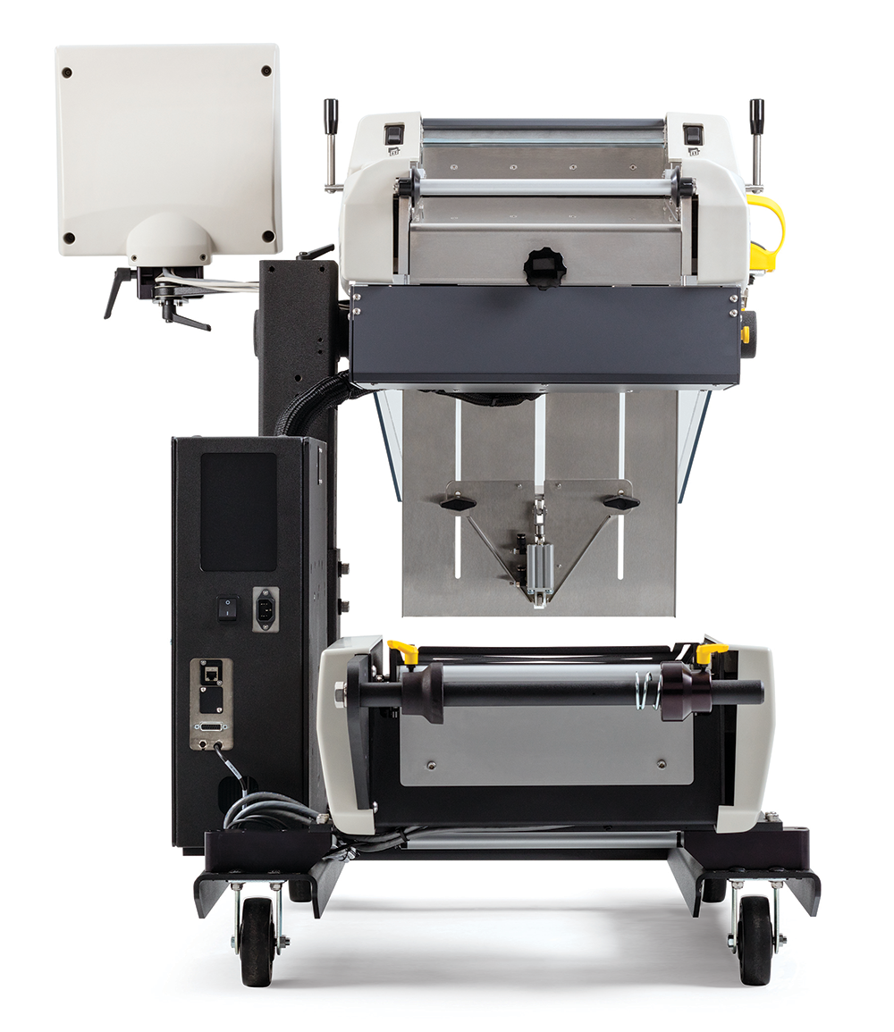 Autobag 500 Bagging Machine back view