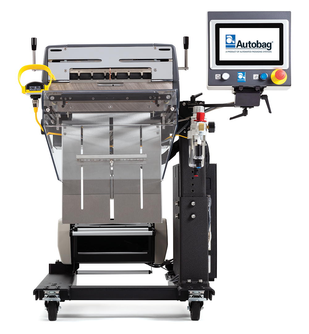Autobag 500 Bagging Machine front view