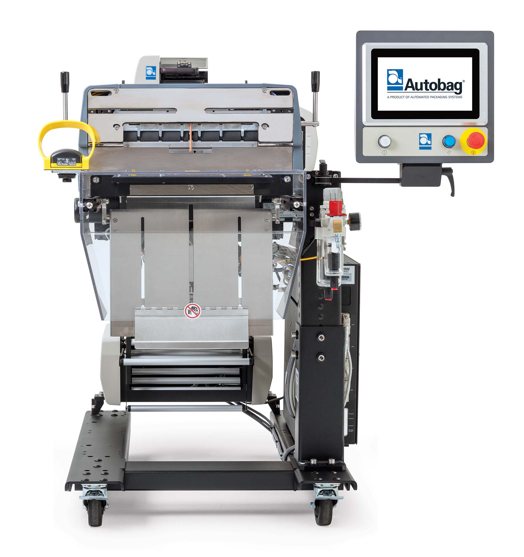 AutoLabel 500 high resolution inline printer front view