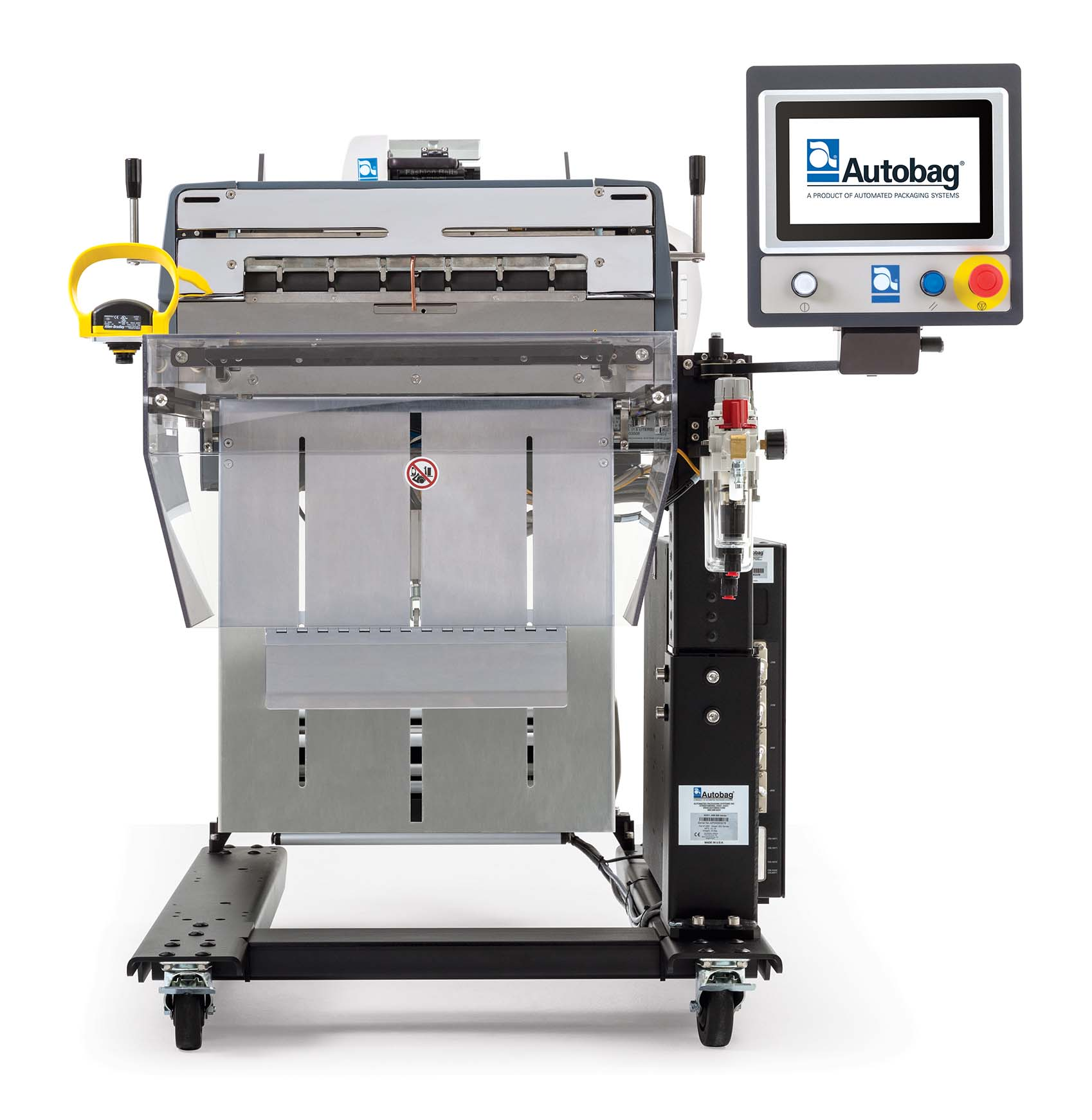 AutoLabel 600 high resolution inline printer front view