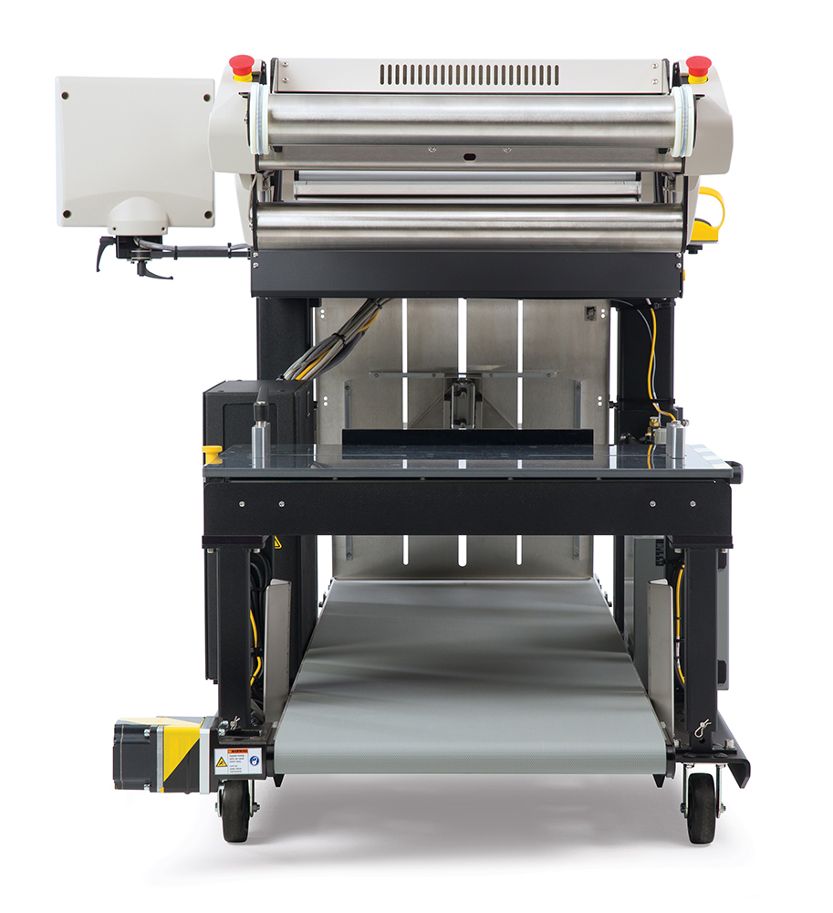 Autobag 800S automatic bag sealer dimensions