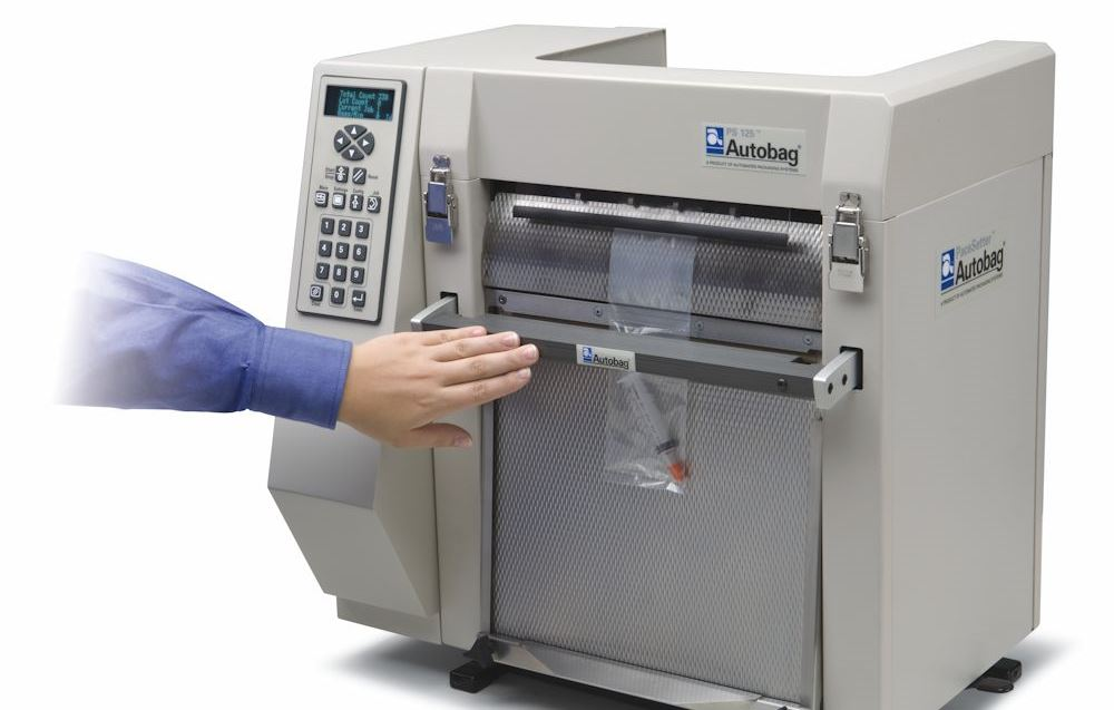 bagger machine packaging