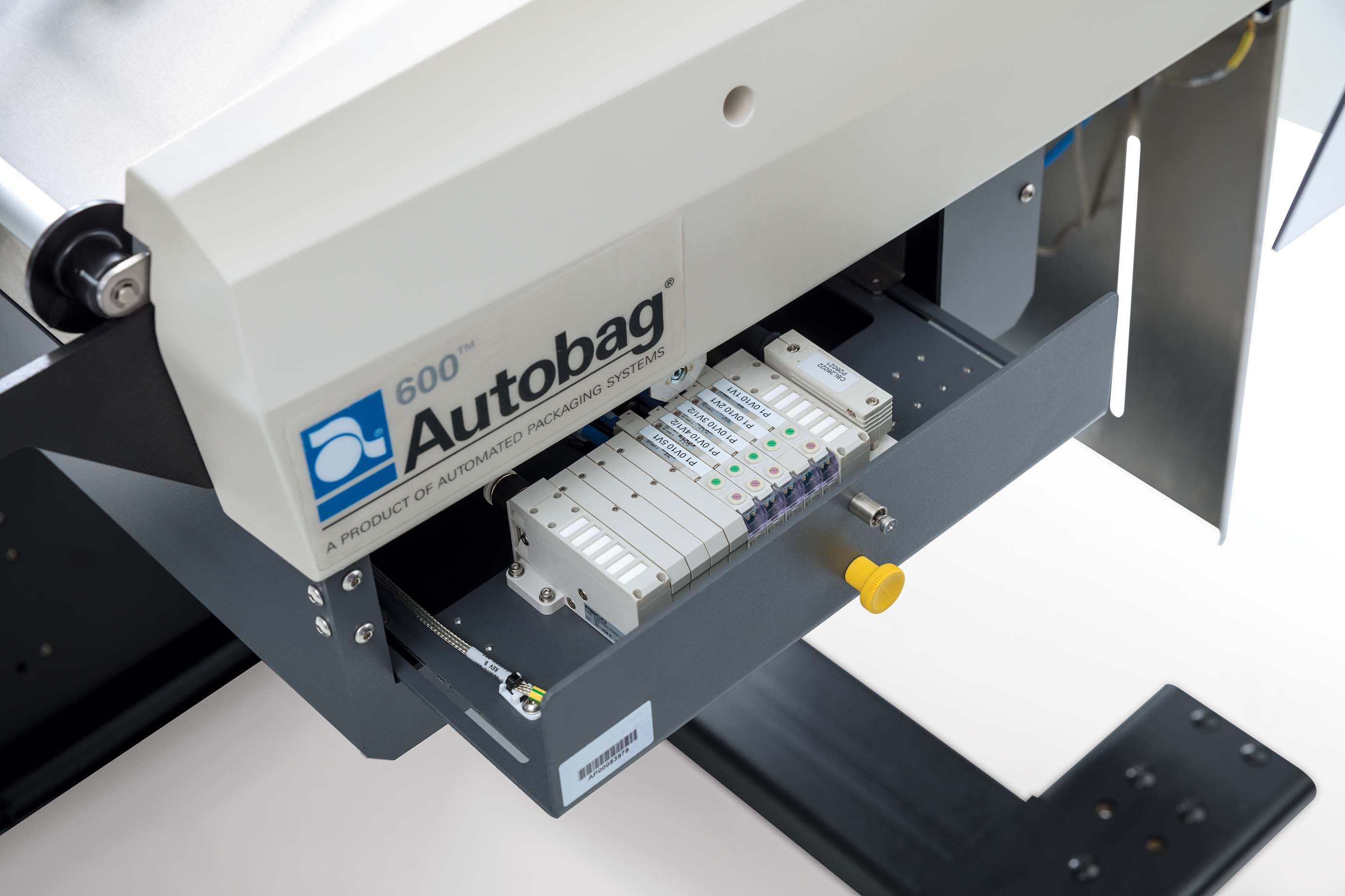 Autobag 600 packaging machine modular components