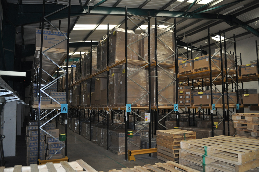 Automated Packaging Systems Expands into a New Storage Facilty