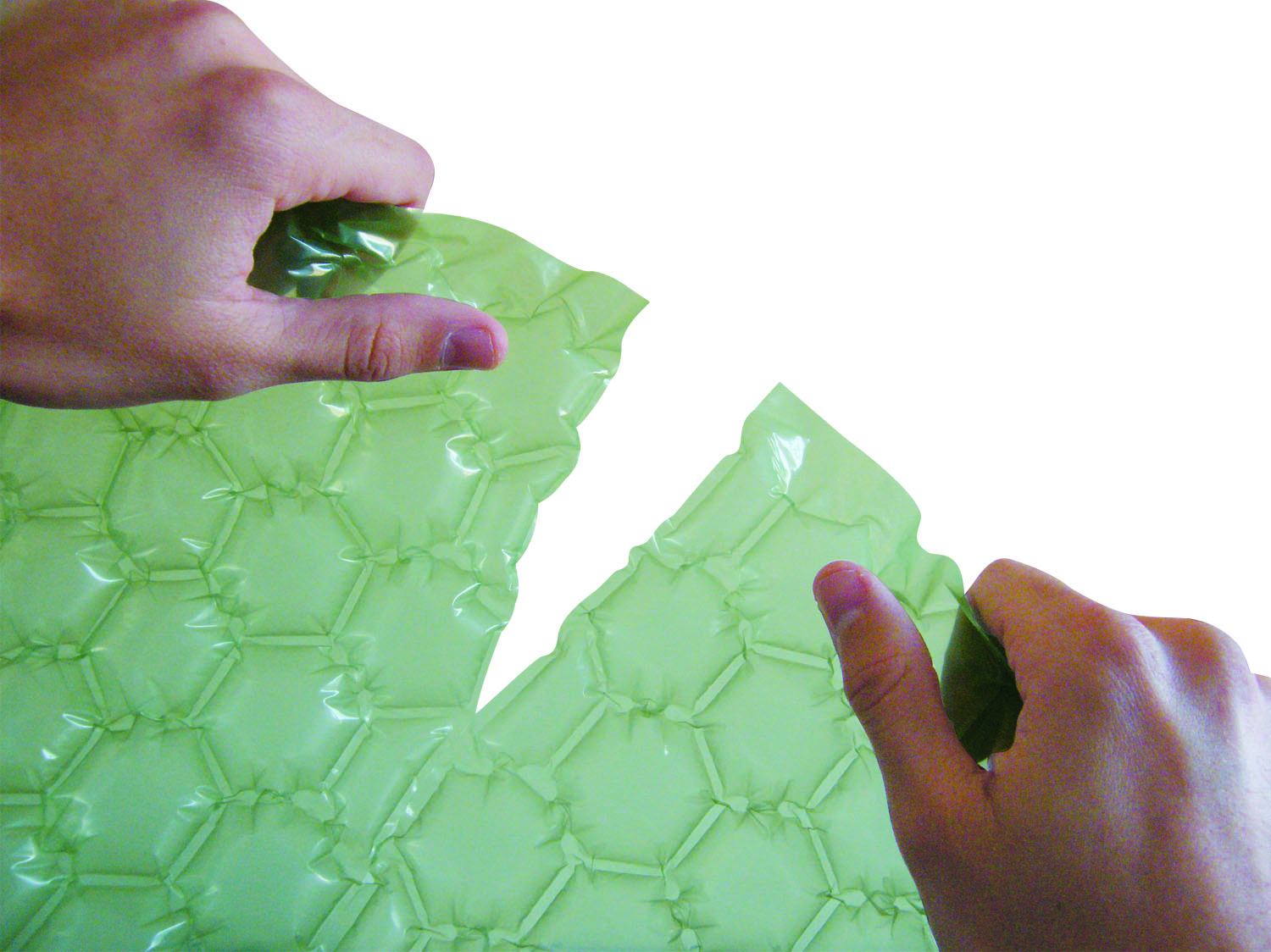 AirPouch® FastWrap™ Honeycomb Design