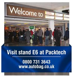 Autobag - Automated Packaging Systems returns to Packtech
