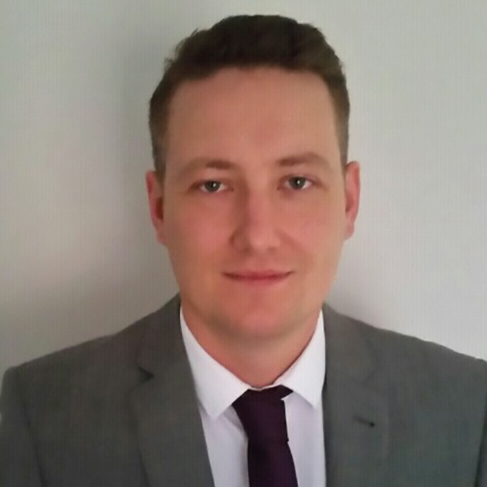 Lee Williams, Area Sales Manager for the West Midlands
